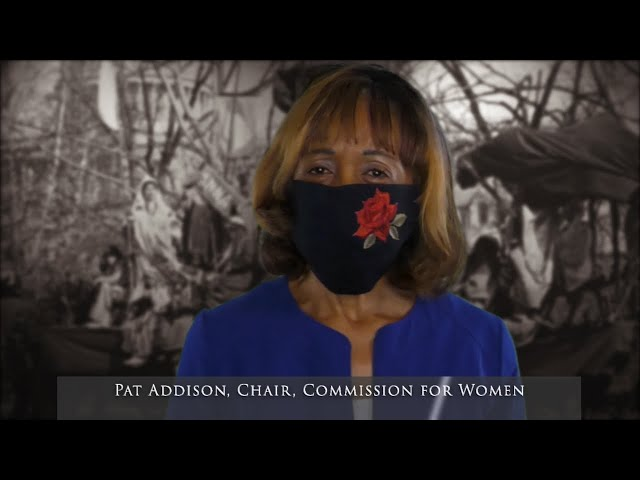 Women's Suffrage: What It Means to Me (Pat Addison)