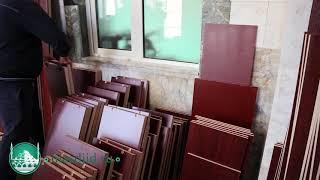 Главной темой беседы на собрании стала работа по реконструкции библиотеки в мечети
