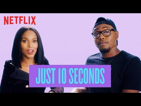 Kerry Washington Gets Quizzed On Black Pop Culture | American Son | Netflix