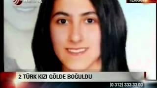 ABD'de İki Türk Kızı Gölde Ölü Bulundu