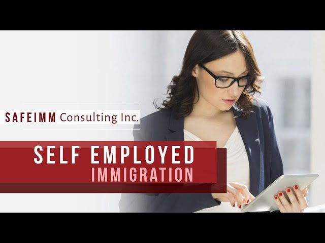 Self Employed Immigration