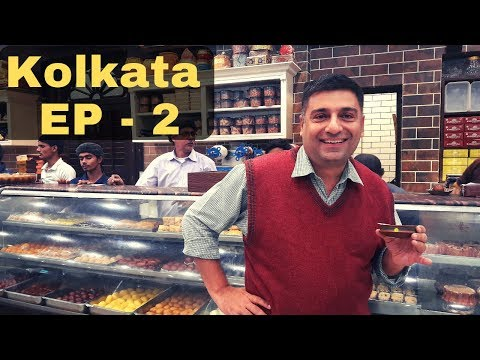 Kolkata, West Bengal Food & Travel Episode 2 | Best sweet of my life