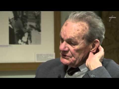 Ein Zeitzeuge von Auschwitz erzählt