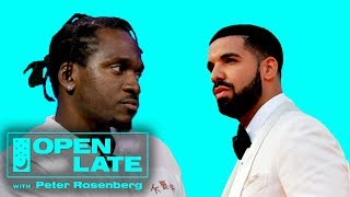 Who's Winning Drake vs. Pusha T? Plus, What's the Greatest Summer Jam Moment?