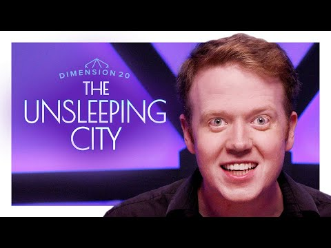 I'm Questin' Here: Brennan's NYC RPG | The Unsleeping City TRAILER