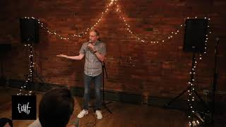 Jesse VandenBergh Does Stand Up