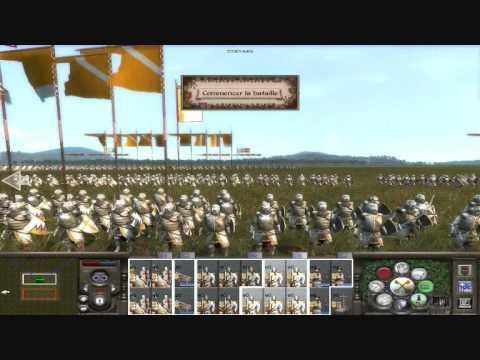 Medieval 2 Total War -- Sainte croisade --