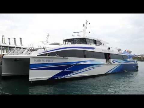 Travel with Majestic Fast Ferry