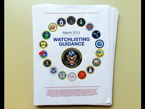 "Jeremy Scahill: Leaked US Terrorist Watchlist Rulebook Reveals ""Global Stop and Frisk Program"""