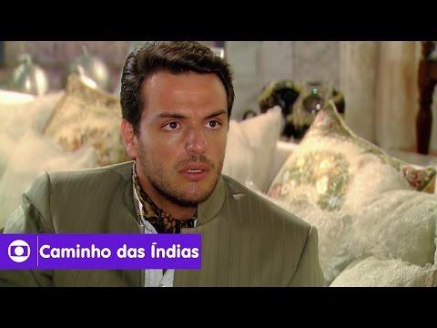 Caminho das Índias: capítulo 5 da novela, sexta, 31 de julho, na Globo