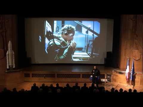 Conférence Solar Impulse à Salon de Provence