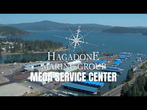 Hagadone Marine Group Mega Service Center