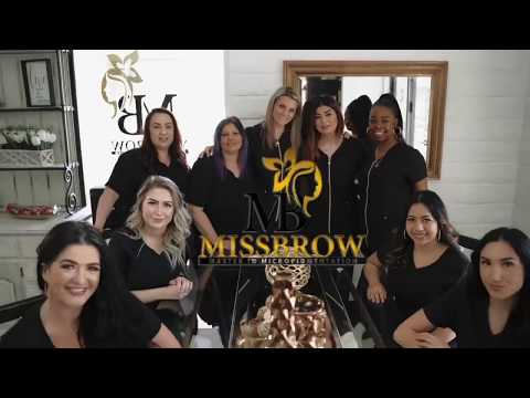 Miss Brow Beauty PMU academy Microblading Microneedling Ombre brow Eyeliner Lash extensions