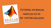 Graficar vectores 3D en Matlab y comprobación de vectores