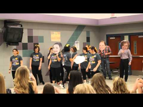 8th grade cheer moms-Castle North Middle School Cheer