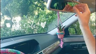 How To Hang Your Macrame Succulent