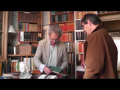 An American Bookman in England