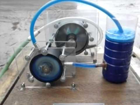 Tesla water pump