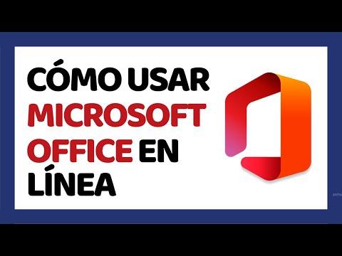 Cómo Usar Microsoft Office Gratis Online 2017