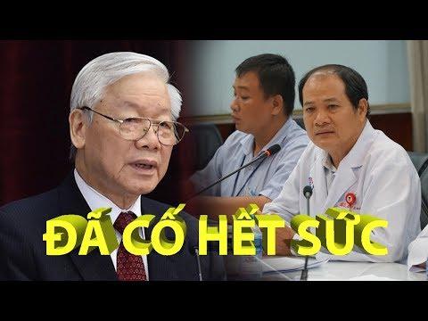 Bác sĩ bệnh viện CHỢ RẪY thông báo Ông Nguyễn Phú Trọng không qua khỏi hôm nay