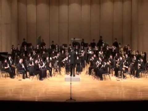 2014成大管弦冬季成發(9)Danza Sinfonica 交響舞曲posted by Nervydasxi
