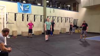 'Roxanne' and Burpees