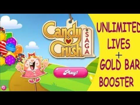 hack candy crush saga trên google chrome - Candy Crush Saga Hack 🔥 FREE Gold Bars, Unlimited Lives & Boosters   2020   #AlphaTech
