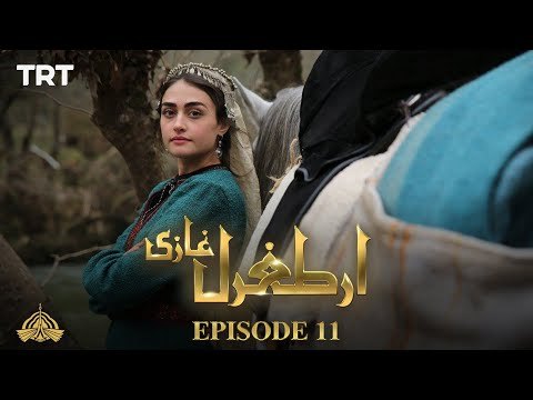 Ertugrul Ghazi Urdu | Episode 11 | Season 1