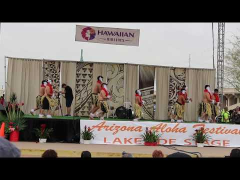 Tongan Dance - Boys Tongan Dance - AZ Aloha Fest - Tamali'i Polynesian Entertainment