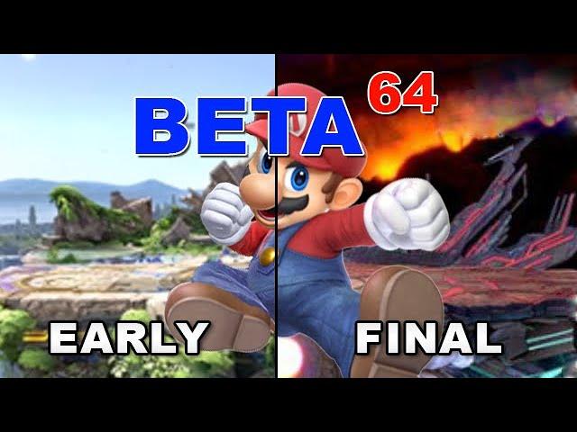Beta64 - Super Smash Bros. Ultimate