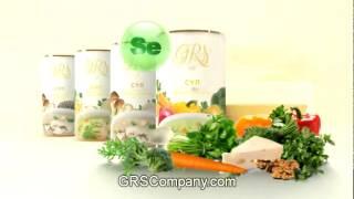 Питание GRS: все витамины, минералы и микроэлементы