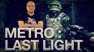Metro : Last Light. Bethesda sur Vine. Gran Turismo 6 sur PS3 ? (GE#032-17/04/2013)