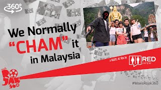 We Normally Cham It in Malaysia - A 360° Maxis 4G Film by RED people