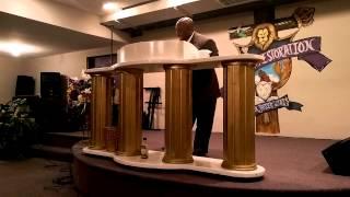 Pastor Derrick Hutchins Don't Waste Your Pain Pt 2