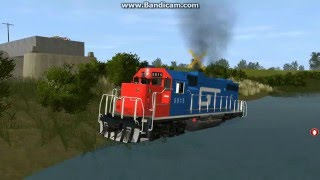 Crashes in Trainz 12 Part 4