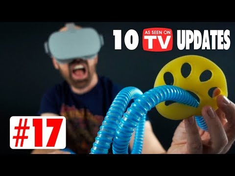 10 As Seen on TV Product Review Updates, Part 17
