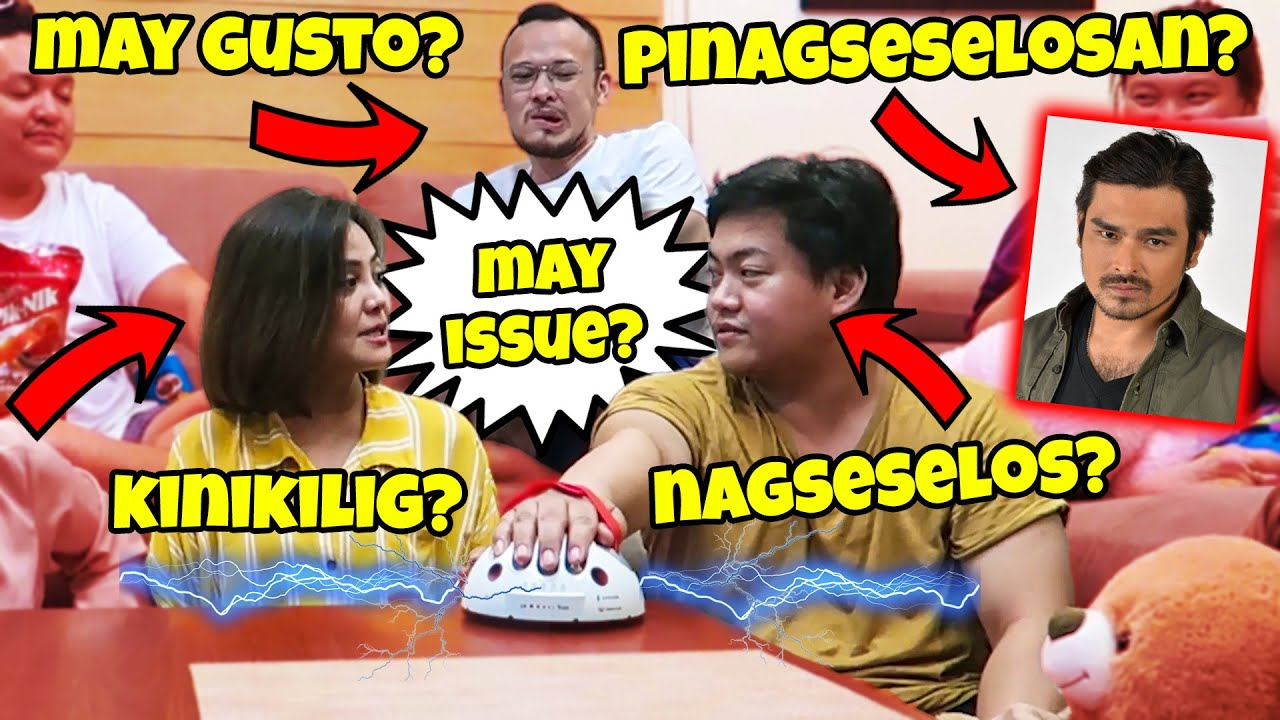 LIE DETECTOR TEST CHALLENGE (MAY MAG AAWAY!)