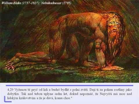 Církevní kalendář 17.12. prorok Daniel (Religious calendar)