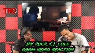 Aunt Reacts To Jay Rock - OSOM ft  J  Cole - 3V Nation