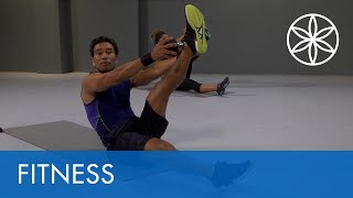 HIIT It with Weight with Brett Hoebel | Fitness | Gaiam