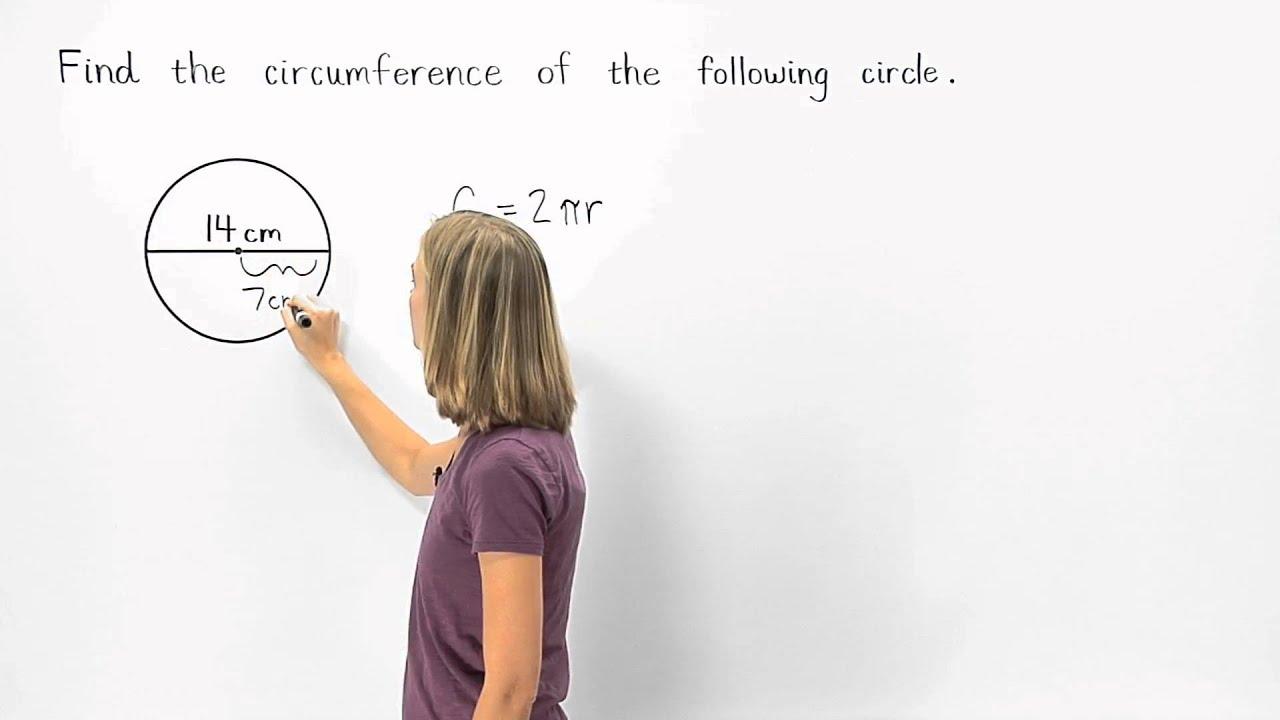 Download Circumference of a Circle   MathHelp.com