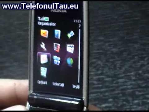Nokia 6600 Fold review ( romanian )
