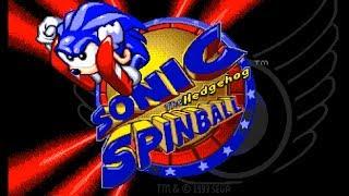 [Eng] Sonic Spinball - Complete Walkthrough (Sega Genesis) [1080p60][EPX+]