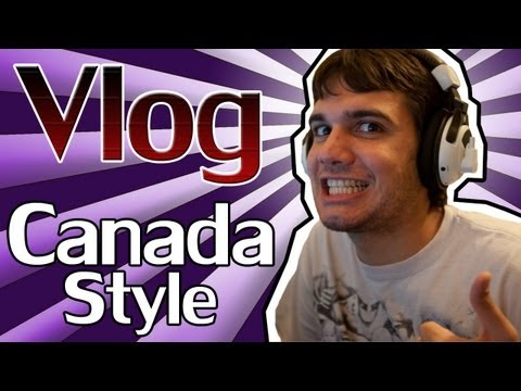 [Vlog] Canada Style #1 - Ottawa Geek Fair