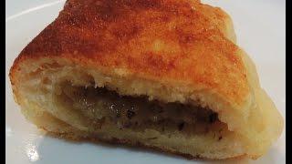 Пирожки с орехом. Азербайджанская кухня (Фындыгчорек)