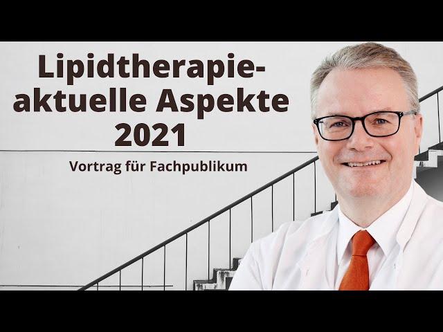 Modernes Lipidmanagement von Hochrisikopatienten. Was ist neu, was ist wichtig? Update 2021