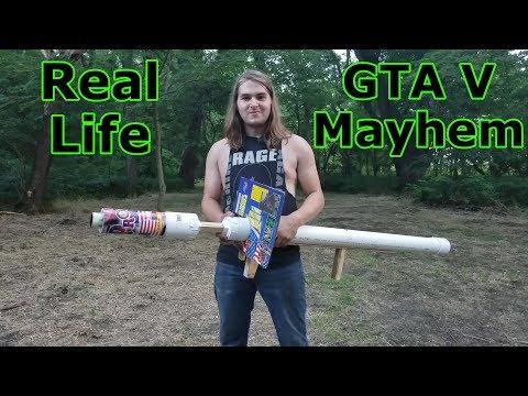 GTA V Firework Launcher!