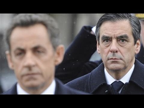 In Surprise Win, Fillon Defeats Sarkozy in French Primary
