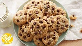 Easy Chocolate Chip Cookies Recipe  Wilton