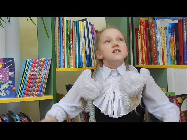 Изображение предпросмотра прочтения – ВероникаЗаозерская читает произведение «Дети и птичка» А.Н.Плещеева